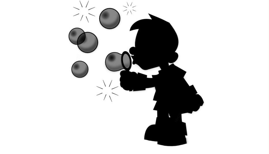 Blowing Bubbles Png Transparent Image For Download