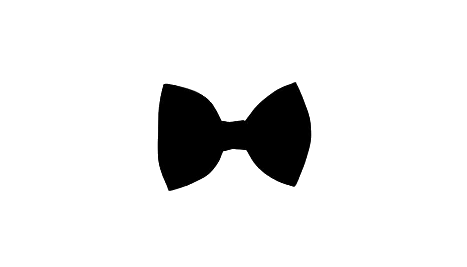 Bow Template Png Background Hd
