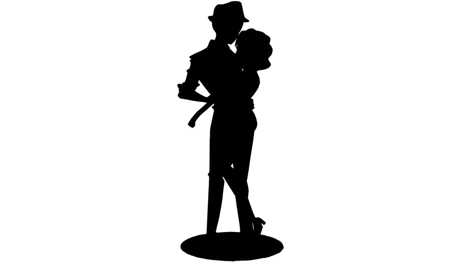 Cute Couple Dancing Png Clipart Image For Download