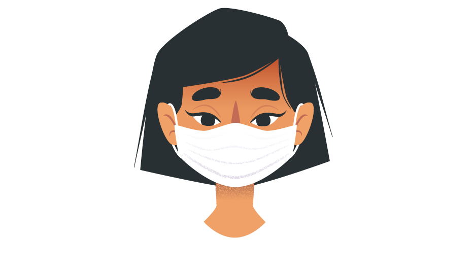 Face Mask Transparent PNG, HD Image