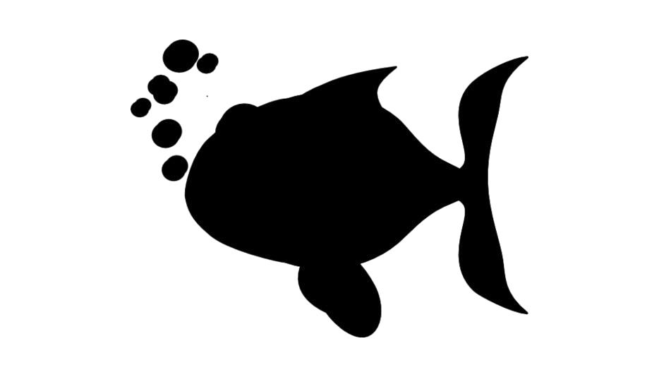 Fish Blowing Bubbles Hd Png Clipart Download