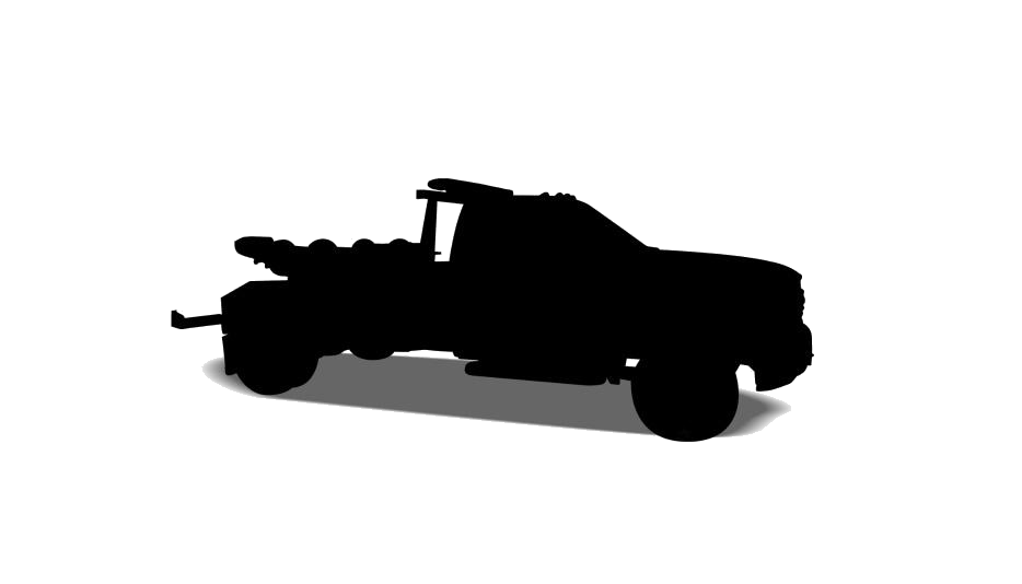 Flatbed Tow Truck Png File