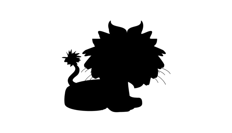 Funny Lion Png Image Clipart