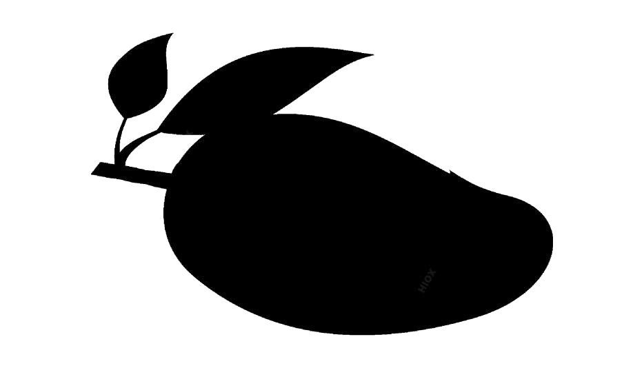 Mango Png Silhouette