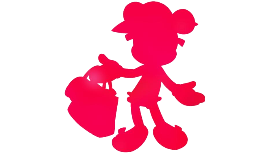 Minnie Mouse Disney Png Image Clipart