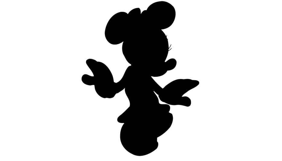 Minnie Mouse Png Image Clipart, Art Png Background Hd