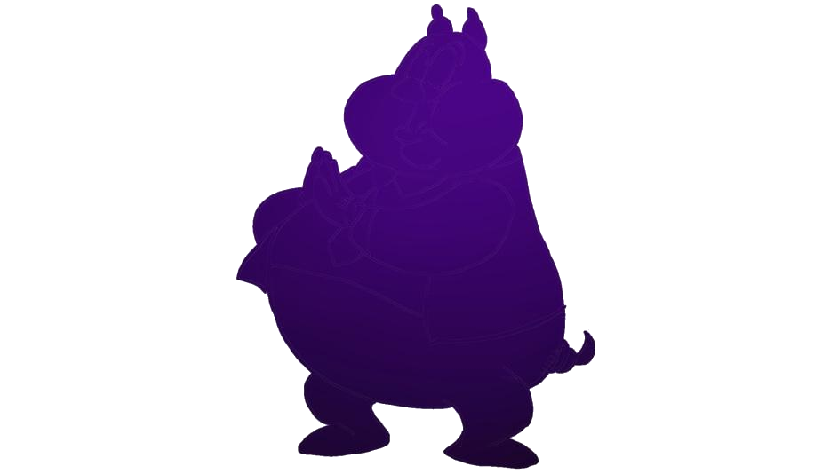 Porky Pig Png With Transparent Background
