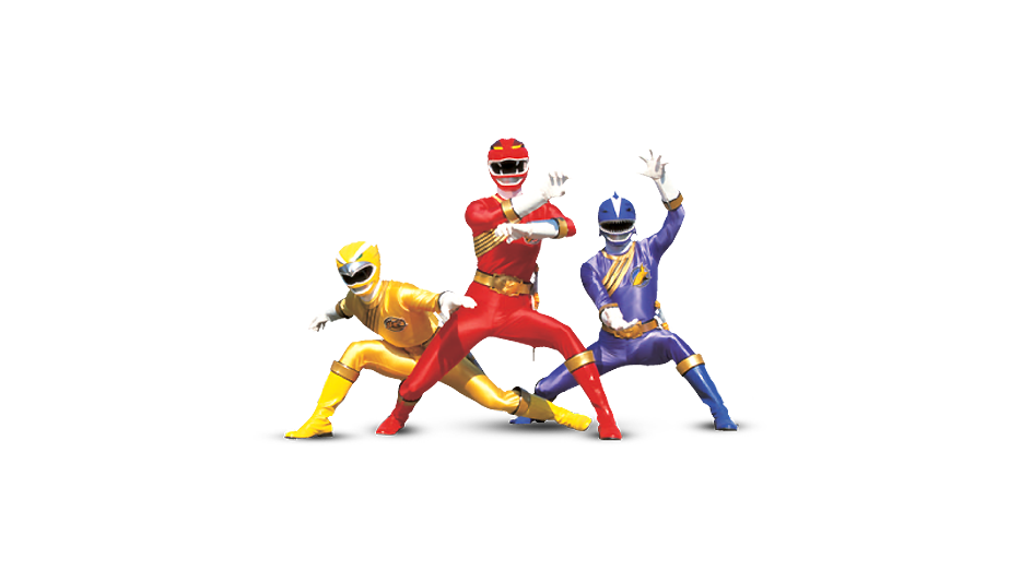 Power Rangers Transparent PNG Image, Clipart