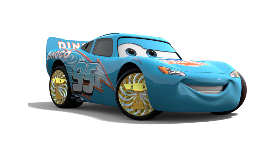 Rayo Mcqueen Car PNG Image, Transparent Clipart
