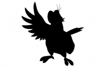Aladdin Parrot Iago Png With Transparent Background