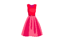 Beautiful Girl Dress Png Picture