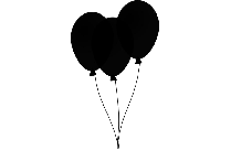 Birthday Balloons Png Background Hd