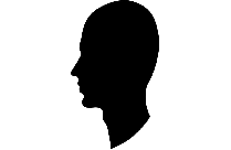 Transparent Head Profile Png For Free