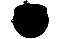 Transparent Clay Pottery Silhouette Png