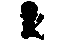 Boss Baby Png Silhouette