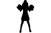 Transparent Little Girl Standing Clipart, Little Girl Standing Png Image