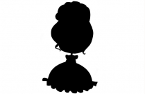 Brave Woman Png Free Clipart
