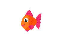 Colorful Fish Png Clipart