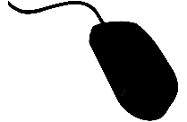 Computer Mouse With Cable Png Free Download