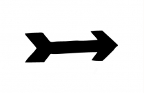 Creative Arrow Png Black And White