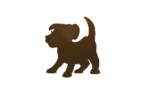 Dog Animal Png Silhouette Transparent Background