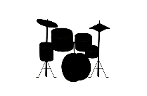 Drums Png Drawing