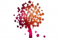 Transparent Tree Silhouette, Tree Png Image
