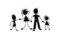 Family Of 4 Png Clipart Free Download