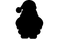 Fat Santa Png Free, Transparent  Image