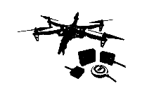 Flying Drones For Png Background Hd
