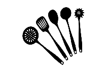 Fry Pan Kitchen Utensils Hd Png Clipart Download