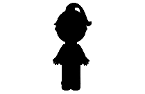 Transparent Girl Child Clipart, Girl Child Png Image