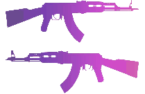 Hunting Rifle Silhouette Transparent Background