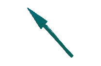 Colorful Right Arrow Png Transparent Image
