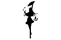 Dance Pose Png Black And White