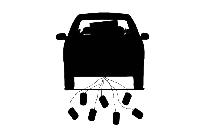 Just Married Car Png With Transparent Background