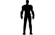 Marvel Character Art Png Silhouette Transparent Background