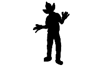 Transparent Krusty The Clown Png Image
