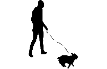 Small Boy With Dog Png Free Download