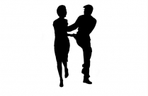 Two People Talking Png Clip Art