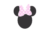 Minnie Mouse Ears Transparent Png