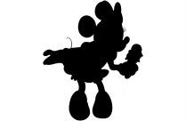 Transparent Minnie Mouse Baby Png Clipart Free Download