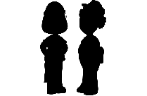 Cute Little Couple Png Hd Image With Transparent Background