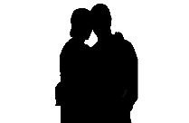 Romantic Couple Png Hd