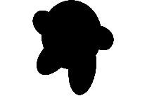 Orange Kirby Png Clipart
