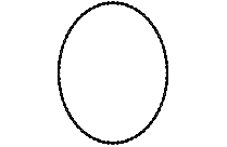 Oval Border Vector Png