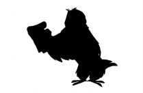 Pig Png Silhouette Transparent Background