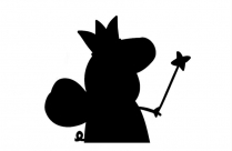 Peppa Pig Png Silhouette Transparent Background Pngimages Pics