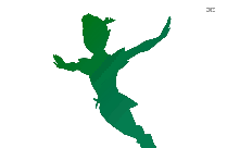 Peter Pan Flying Sketch Png