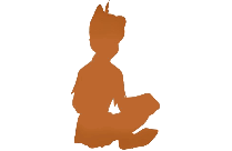 Peter Pan Sitting Png Transparent Clipart For Download